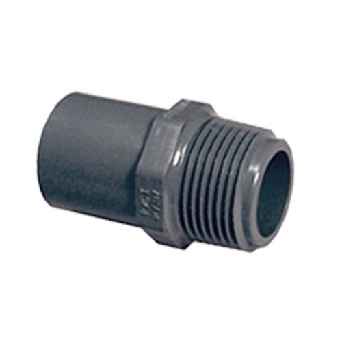 Quot sch pvc male adapter spg mpt