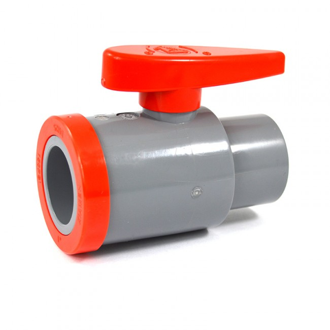 Quot sch cpvc compact ball valve socket valves