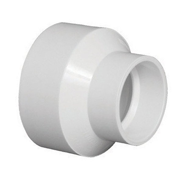 8 Quot X 6 Quot Dwv Pvc Reducer Fitting D102 585