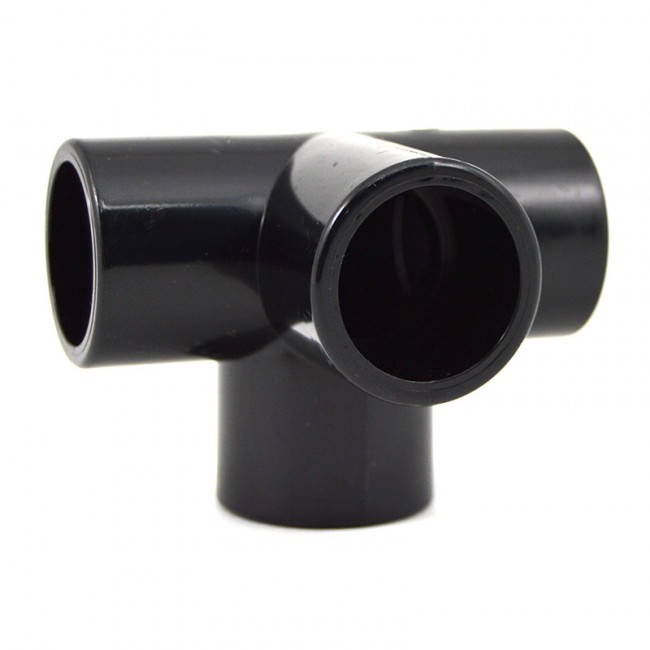 Quot way black pvc furniture fitting buy today