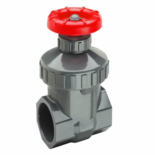 1 2 pvc threaded gate valve spears 2021 005 low prices. Black Bedroom Furniture Sets. Home Design Ideas
