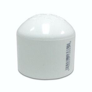 """1/2"""" Sch 40 PVC Cap Soc 447-005"""
