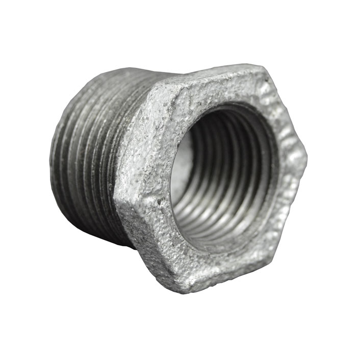 Galvanized Malleable Iron Bushing