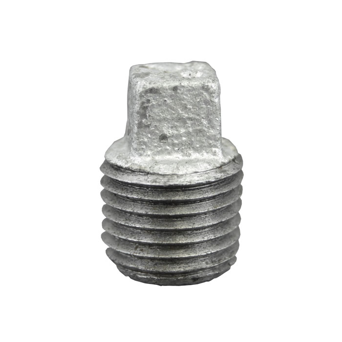 Galvanized Malleable Iron Plug