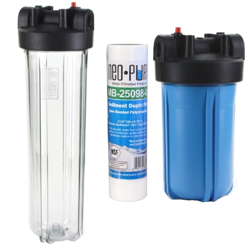 Home Filtration Products