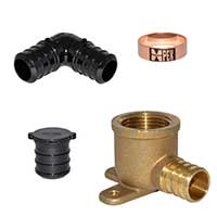 PEX Fittings and Accessories