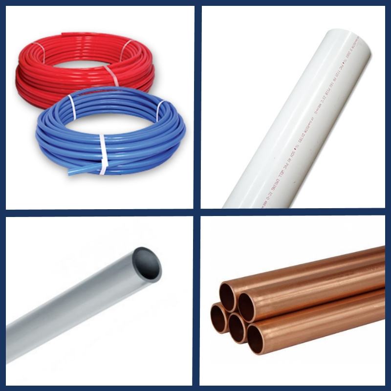 Plumbing pipes types for Types of pipes used in plumbing
