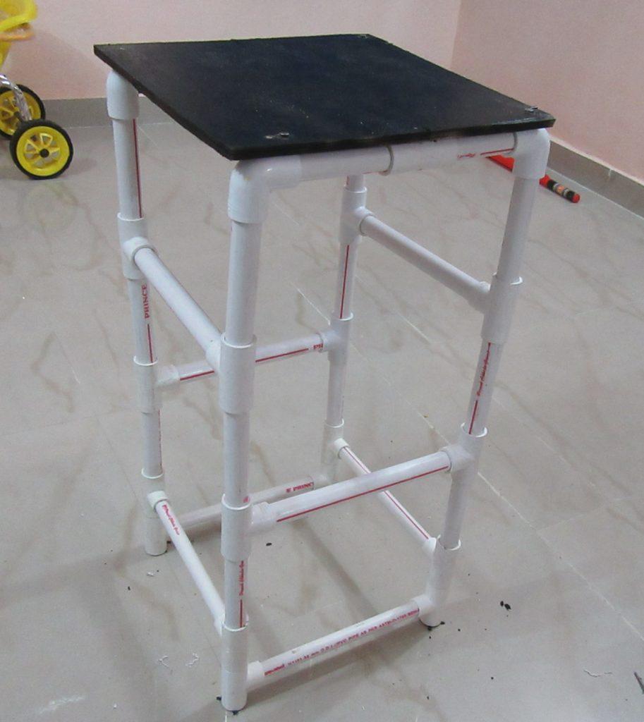 Diy Pvc Kids Table Amp Stool Plus Other Fun Furniture
