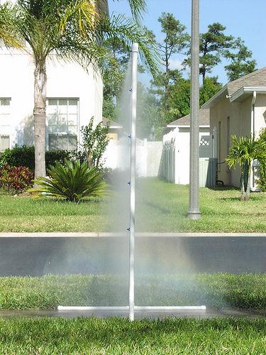 Instructables PVC sprinkler