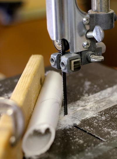 pipe cutting