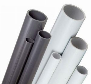 PVC and CPVC pipe